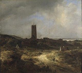 painting by Jacob Isaackszoon van Ruisdael