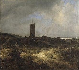 View of Egmond aan Zee - Image: Jacob van Ruisdael View of Egmond aan Zee Nationalmuseum