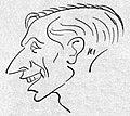 Jacques Lunis, croqué par G. de F. pour la FFA en juillet 1946.jpg