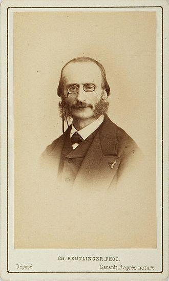 Charles Lecocq - Jacques Offenbach