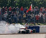 Jacques Villeneuve 2003 Silverstone 3.jpg
