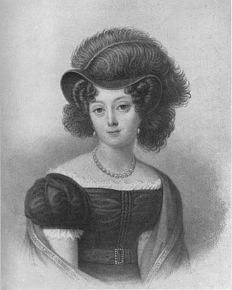 Jacquette Löwenhielm - Jaquette Löwenhielm 1824