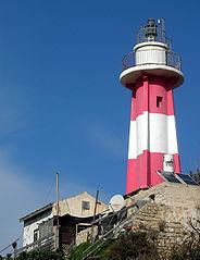 vndskurהמגדלור בנמל יפו