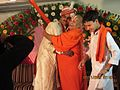Jagadguru Rambhadracharya in a marriage 01.jpg