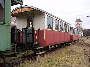 Schweizerische Wagons- und Aufzügefabrik AG Schlieren-Zürich - A carriage built in 1920