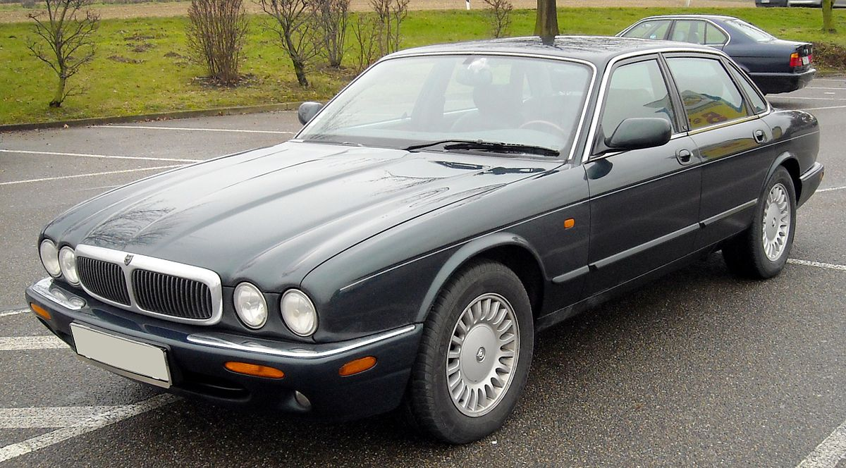 jaguar xj x308 wikipedia. Black Bedroom Furniture Sets. Home Design Ideas