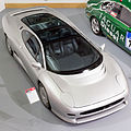 Jaguar XJ220 top Heritage Motor Centre, Gaydon.jpg