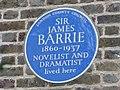James Barrie plaque.jpg