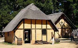 Jamestown Settlement - Image: Jamestown Settlement (48813195)