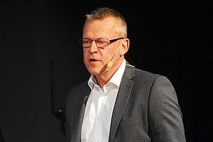 Janne Andersson - Image: Jan Andersson (footballer)
