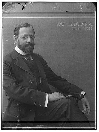 Jan Gratama - Jan Gratama (1911)