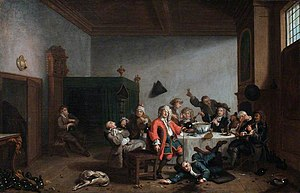 Jan Josef Horemans the Younger - A merry party