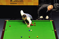 Jan Verhaas and Mark Selby at Snooker German Masters (DerHexer) 2013-01-30 02.jpg