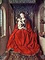 6 / Madonna von Lucca, Szene: Maria lactans