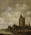Jan van Goyen - A Castle by a River ASH ASHM WA1962 17 15.jpg