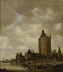 Jan van Goyen - A Castle by a River ASH ASHM WA1962 17 15.jpg
