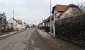 Janov (okres Rakovník), domy u silnice.jpg