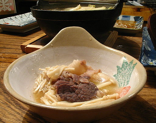 Japan-bear-meat-KUMANABE