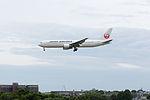 Japan Airlines, B767-300, JA603J (18640226216).jpg