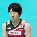 Japan Volleyball team inc MAKO KOBATA (cropped).jpg