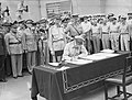 Japanese Surrender at Tokyo Bay, 2 September 1945 A30426.jpg