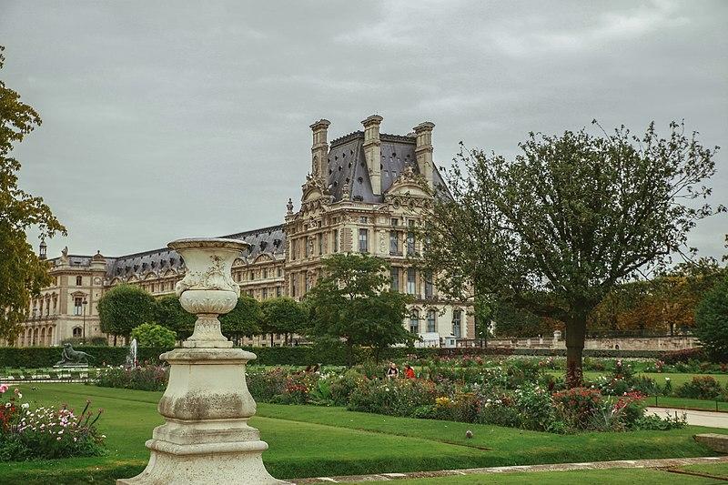 File jardin des tuileries 3 paris september for Jardin paris
