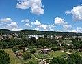 Jardins partagés de Saint-Maurice-de-Beynost vus de drone le 20 juin 2020.JPG