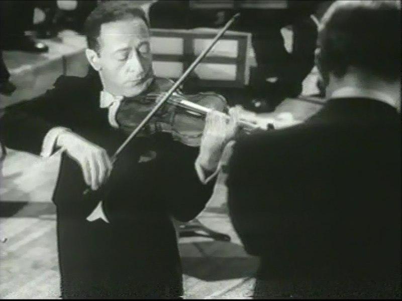 Jascha Heifetz - Carnegie Hall 1947 (05) wmplayer 2013-04-16