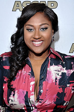 Jazmine Sullivan - Jazmine Sullivan, Beverly Hills, California on June 25, 2015