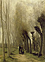 Jean-Baptiste-Camille Corot - The Willows of Marissel - Walters 37194.jpg