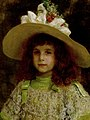 Jean André Rixens - Portrait of a young girl , 1892.jpg
