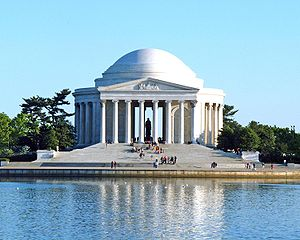 America's Favorite Architecture - Image: Jefferson Memorial Factbook