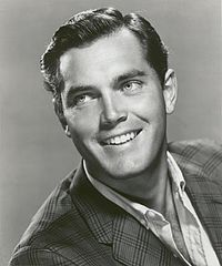 Jeffrey Hunter 1960.