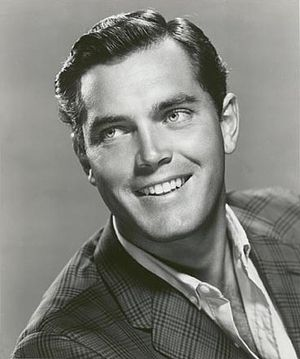Jeffrey Hunter - Hunter in 1960