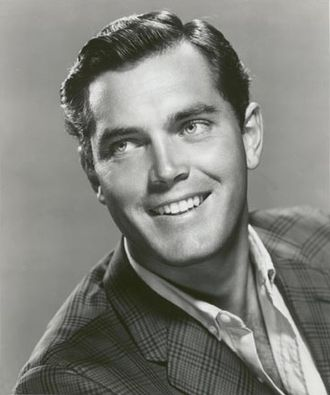Jeffrey Hunter - Hunter in 1960