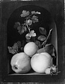 Jens Juel - An Apple, caville rouge, and other Fruits - KMSsp870 - Statens Museum for Kunst.jpg