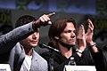 Jensen Ackles & Jared Padalecki (7606286614).jpg