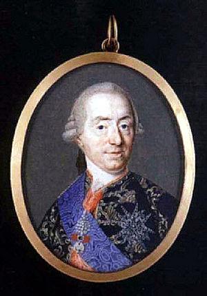 Jerónimo Grimaldi, 1st Duke of Grimaldi - Jerónimo Grimaldi