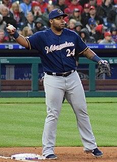 Jesús Aguilar Venezuelan baseball player