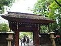 Jindaiji temple , Cho-fu city , Tokyo - panoramio (2).jpg