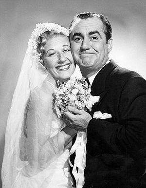 I Married Joan - Joan Davis and Jim Backus
