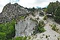 Joe Lott Tuff (Lower Miocene, 19 Ma; Joe Lott Creek Canyon, Tushar Mountains, Utah, USA) 2.jpg