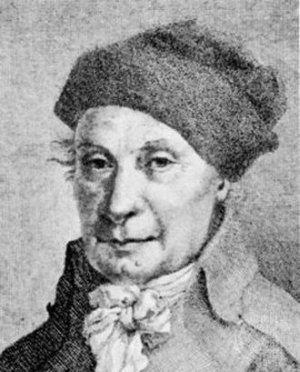 Johann Hedwig - Johann Hedwig, 1793