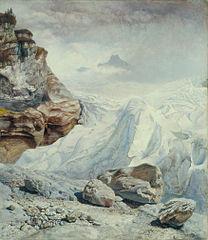 Glacier of Rosenlaui