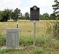 John Denson Homesite and Cemetery marker full shot.jpg