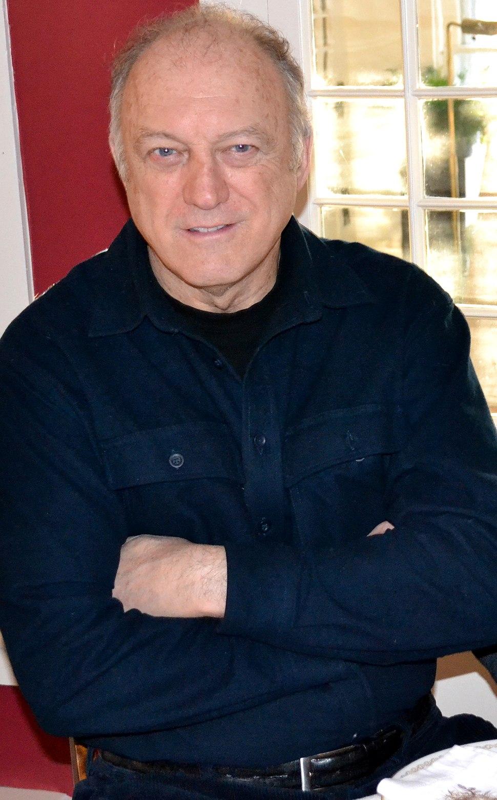 John Doman 2013