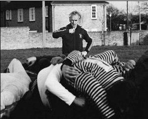 John Elders - Elders as England head coach in 1973