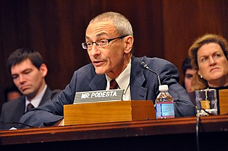 John Podesta - John Podesta testifies before the Senate Budget Committee Task Force on Government Performance.