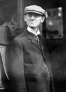 John T. Brush American baseball executive