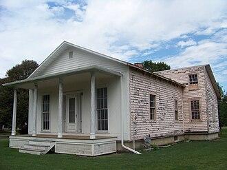 John W. Jones House - Image: John W Jones 2